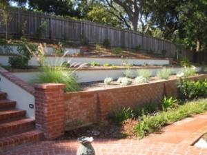 Erosion Control landscape design