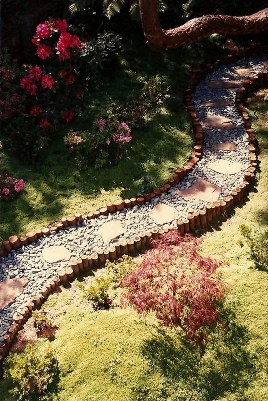 Lawson backyard for 5 elements salon albuquerque