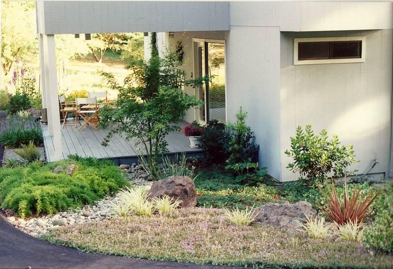 Santacruzmnts garden for 5 elements salon albuquerque