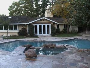 Custom Albuquerque Pool and Spa design