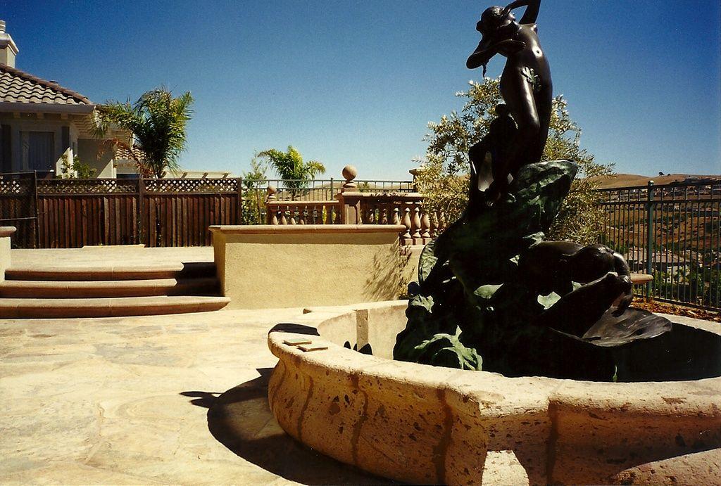 Amana sculpture patio sm for 5 elements salon albuquerque