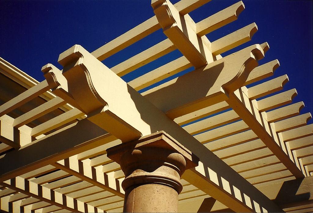 Albuquerque Residential Deck Trellis And Pergola Designer